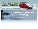 W.D. Taylor - Plumbing and Heating ltd